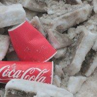red trash :: Christina Z.