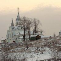 Коряжемский храм :: Сергей Гуменюк