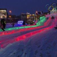 """""""Снежный городок""""-3 :: Валерий Молоток"""