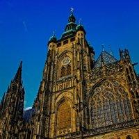 Собор Святого Вита. Прага, 31.12.2013 :: Геннадий Коробков