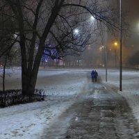 Туман-2 :: михаил кибирев