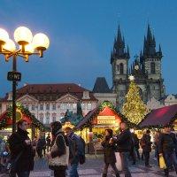 Новогодняя Прага :: Valeria Ashhab