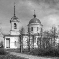 Куженкино. Церковь Спаса Преображения 1841г. :: Владимир Балюко