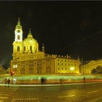 Еще о Праге :: Павел Дунюшкин