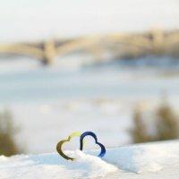 Любовь в городе Красноярск :: Света Горохова