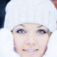 Новогодний портрет! :: Алла Кочкомазова