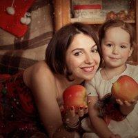 Рождество :: Анастасия Бобровская