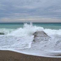 Море волнуется 2.. :: Анастасия Nikonова