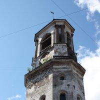 Часовая башня. :: Вадим Гай