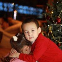 Не плачь, дедушка мороз придет :: Аскар Умирзахов