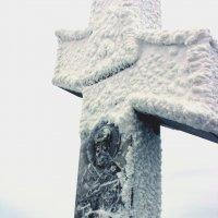 Поклонный крест :: Лариса Сигова