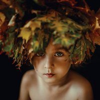 Мальчик :: Елена Гласнер