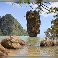 Остров Тапу (или остров Дж.Бонда) :: DimCo ©