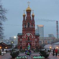 Красное село. Рождественский вечер. :: Геннадий Александрович