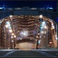 Мост Петра Великого 2008 :: Tajmer Aleksandr