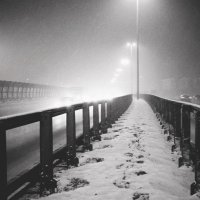 Ночная дорога :: Марина Колотаева