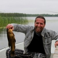 рыбацкая радость :: liudmila drake