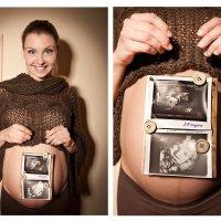 Ксения, такие короткие 9-ть месяцев :: Наталья Житкова