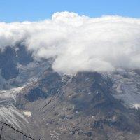Под ногами облака. :: Александр Яценко