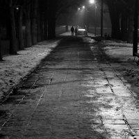 Туман :: михаил кибирев