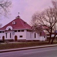 Храм Покрова Пресвятой Богородицы (фрагмент). Минск. :: Nonna