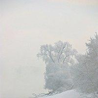 Зимний рассвет на Москве реке :: Olenka