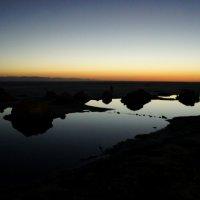 Рассвет на соляном озере 2 :: Юлия Иванова (Константинова)