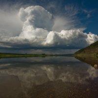 На реке Лена :: Nikita Volkov