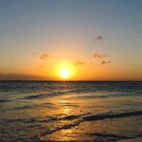 Закат в Аруба :: Anna L