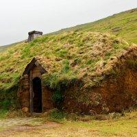 Дом первых викингов в Исландии (реконструкция) :: Олег Неугодников