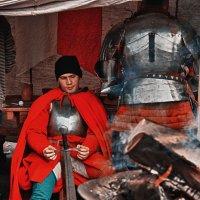 Рыцари в городе 3 :: Цветков Виктор Васильевич