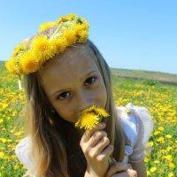 Летом :: Маргарита Селезнёва