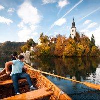 Озеро Блед(Словения) :: Георгий Ланчевский