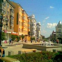 Цветная Самара :: Alexandr Shemetov