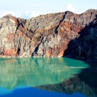 Вулкан Иджен :: Kris Tepp