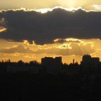 """""""В облаке заката"""" :: Алина Тазова"""