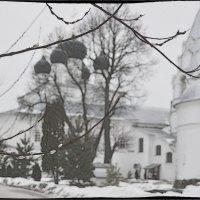 И станет миг – исповедальным, а храм заснеженный – хрустальным :: Ирина Данилова