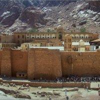 Монастырь Санта-Катарина. Синай, Египет-2004г :: Lmark