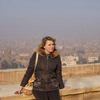 Туманно-песчанный Каир :: Виолетта