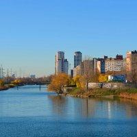 Осень в городе :: Валентина Данилова