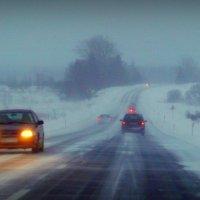 На зимней дороге... :: Jelena Volkova