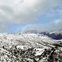 Снежные горы г.Зальцбург :: Валентина Потулова