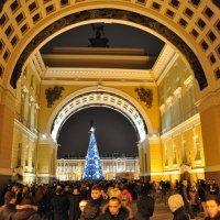 Питер на Новый год .. :: Алексей Михалев
