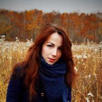 Рыжая Полынная Осень :: Эльмира Смирнова