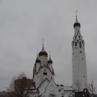 Церковь :: Евгений Бар