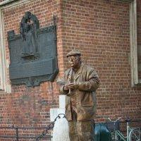Человек-скульптура 4 :: Виталий Латышонок
