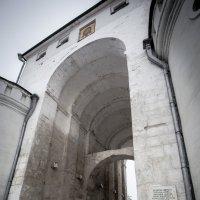 Золотые ворота :: Виталий Федоров