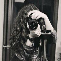 Фото в зеркале :: Карине Чрикян