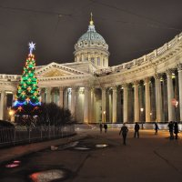 Новогодний Питер :: Алексей Михалев