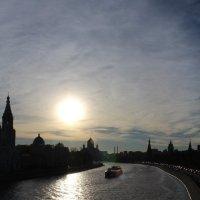 Москва-река :: Наталья Матвеева